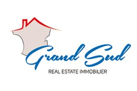 logo Grand sud real estate immobilier